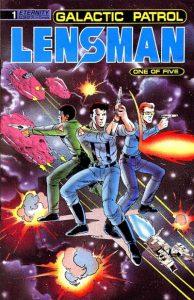 Lensman: Galactic Patrol #1 (1990)