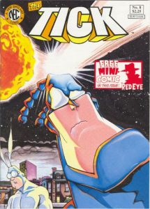 The Tick #8 [first printing] (1990)