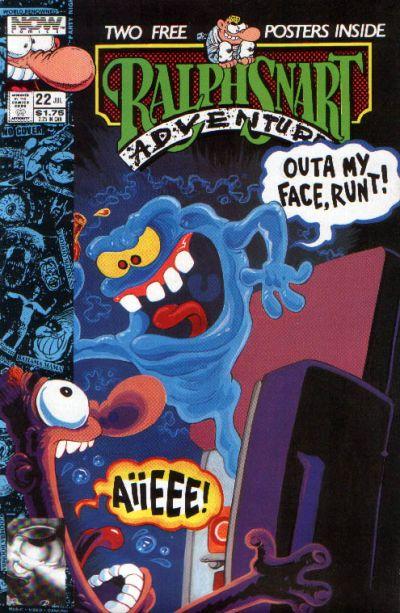 Ralph Snart Adventures #22 (1990)