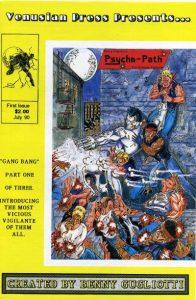 Psycho-Path #1 (1990)