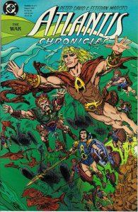 The Atlantis Chronicles #6 (1990)