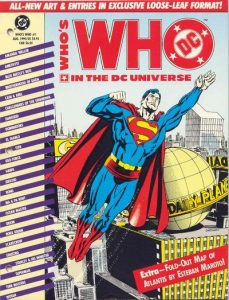 Who's Who in the DC Universe #1 (1990)