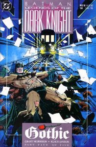 Batman: Legends of the Dark Knight #10 (1990)