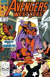 Avengers West Coast #60 (1990)