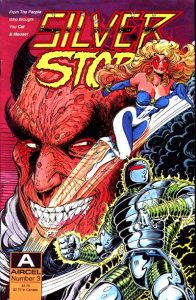 Silver Storm #3 (1990)