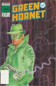 The Green Hornet #9 (1990)