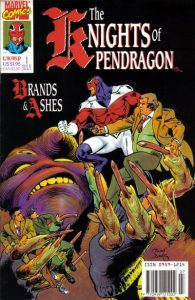 The Knights of Pendragon #1 (1990)