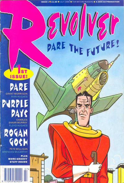Revolver #1 (1990)