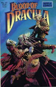 Blood of Dracula #17 (1990)