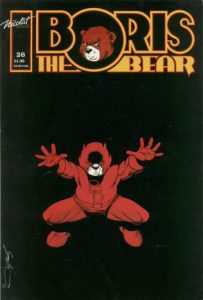 Boris the Bear #26 (1990)