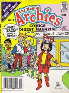 The New Archies Comics Digest Magazine #10 (1990)