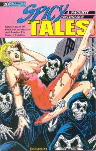 Spicy Tales #20 (1990)