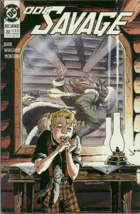 Doc Savage #22 (1990)