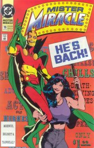 Mister Miracle #19 (1990)