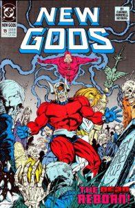 New Gods #19 (1990)