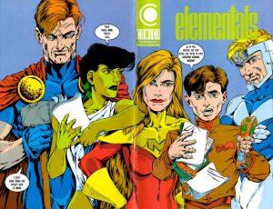 Elementals #15 (1990)