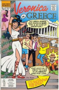 Veronica #10 (1990)