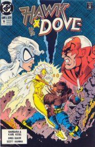 Hawk and Dove #16 (1990)