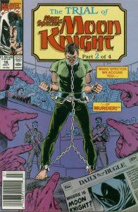 Marc Spector: Moon Knight #16 (1990)