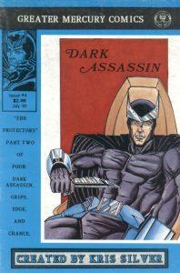 Dark Assassin #4 (1990)
