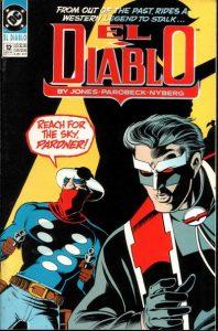 El Diablo #12 (1990)
