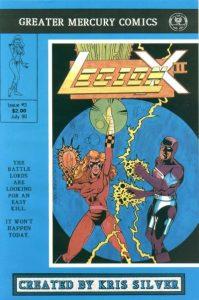 Legion X-2 #3 (1990)