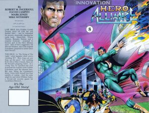Hero Alliance #8 (1990)