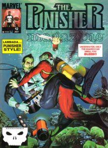 The Punisher Magazine #12 (1990)