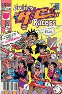 Archie's R/C Racers #7 (1990)