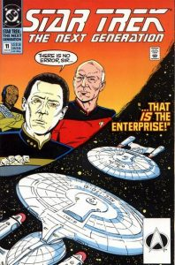 Star Trek: The Next Generation #11 (1990)