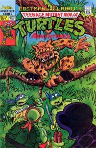 Teenage Mutant Ninja Turtles Adventures #14 (1990)