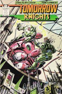 Tomorrow Knights #2 (1990)
