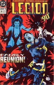 L.E.G.I.O.N. '90 #19 (1990)