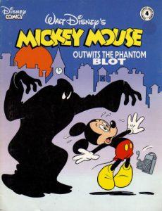 Disney Comics Album #4 (1990)