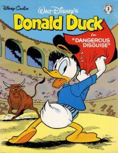 Disney Comics Album #3 (1990)