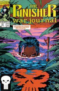 The Punisher War Journal #21 (1990)