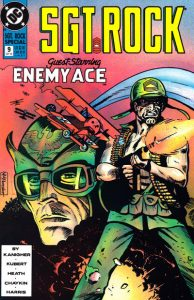 Sgt. Rock Special #9 (1990)