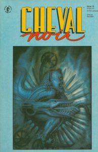 Cheval Noir #10 (1990)