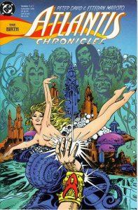 The Atlantis Chronicles #7 (1990)