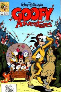 Goofy Adventures #3 (1990)