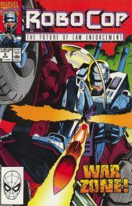 RoboCop #6 (1990)