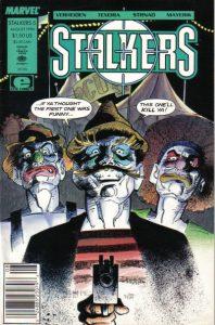 Stalkers #5 (1990)