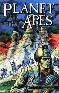 Planet of the Apes #4 (1990)