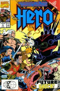 Hero #4 (1990)