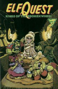 ElfQuest: Kings of the Broken Wheel #2 (1990)