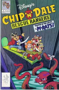 Chip 'n' Dale Rescue Rangers #3 (1990)