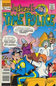 Jughead's Time Police #3 (1990)