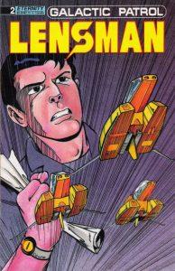 Lensman: Galactic Patrol #2 (1990)