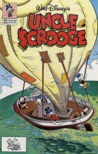 Walt Disney's Uncle Scrooge #245 (1990)