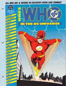 Who's Who in the DC Universe #2 (1990)